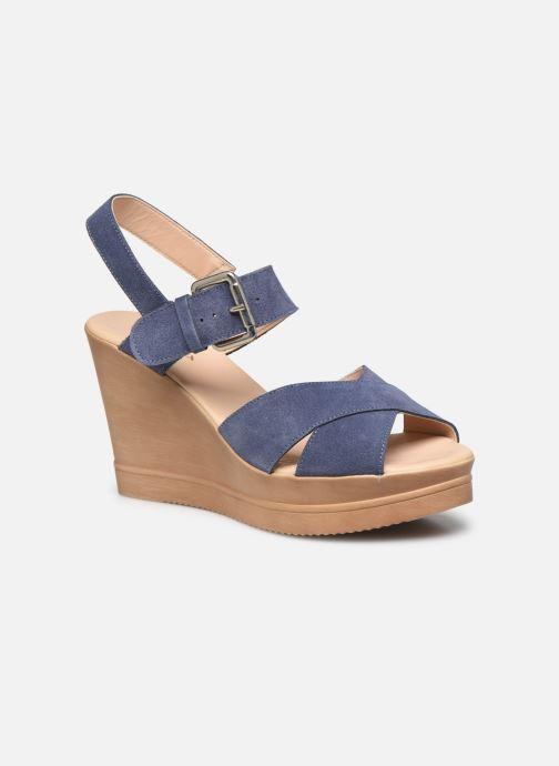 Sandali e scarpe aperte Bluegenex B-2118 Azzurro vedi dettaglio/paio