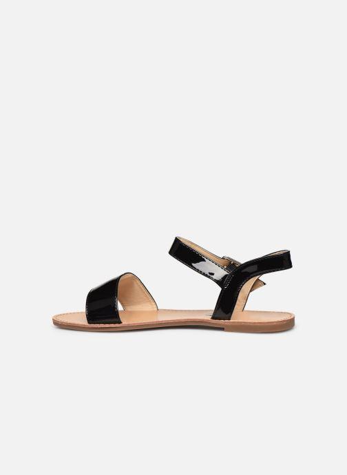 Sandali e scarpe aperte I Love Shoes Thafeet Nero immagine frontale