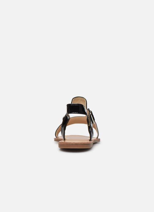 Sandali e scarpe aperte I Love Shoes Thafeet Nero immagine destra