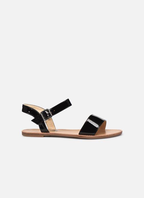 Sandali e scarpe aperte I Love Shoes Thafeet Nero immagine posteriore