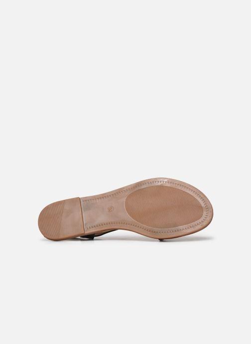 Sandali e scarpe aperte I Love Shoes Thafeet Nero immagine dall'alto