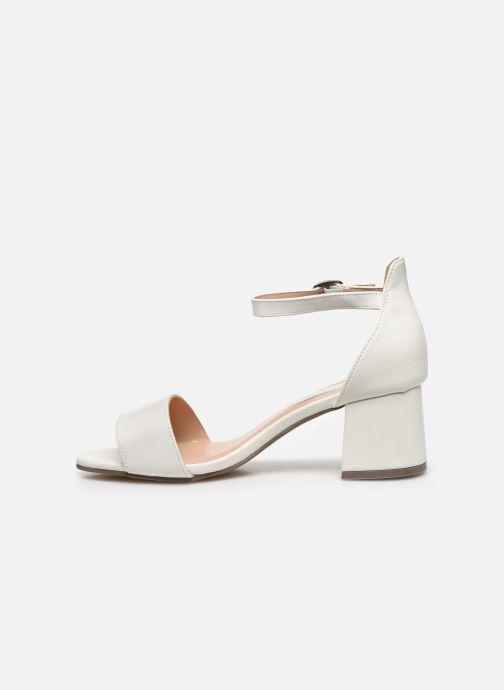 Sandales et nu-pieds I Love Shoes Thavoue Blanc vue face