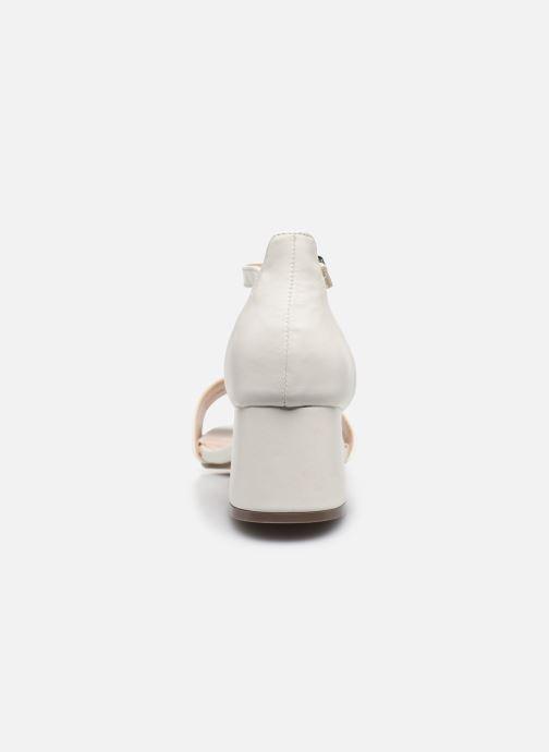 Sandalias I Love Shoes Thavoue Blanco vista lateral derecha