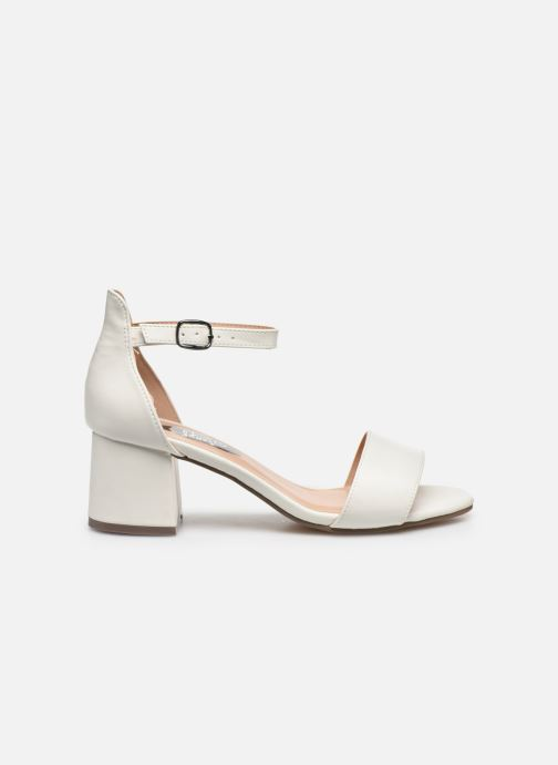 Sandales et nu-pieds I Love Shoes Thavoue Blanc vue derrière