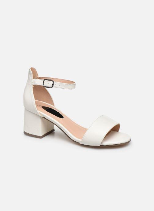 Sandales et nu-pieds I Love Shoes Thavoue Blanc vue détail/paire