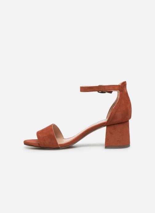 Sandalias I Love Shoes Thavoue Rojo vista de frente