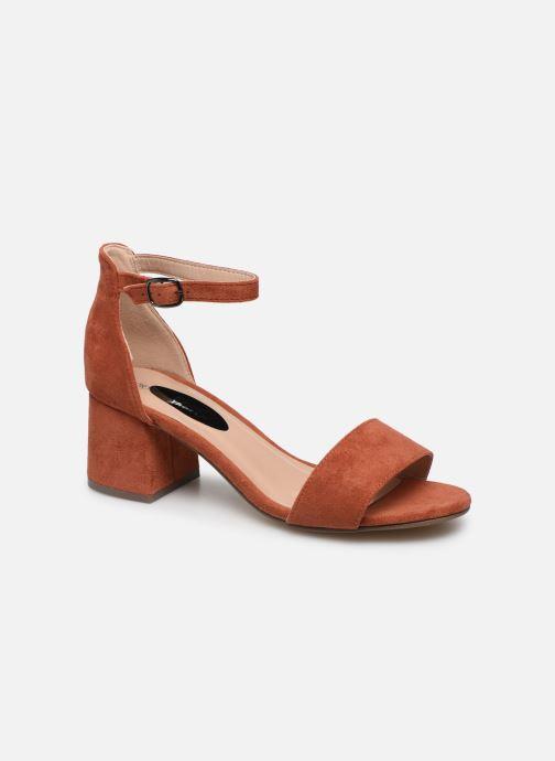 Sandalias I Love Shoes Thavoue Rojo vista de detalle / par