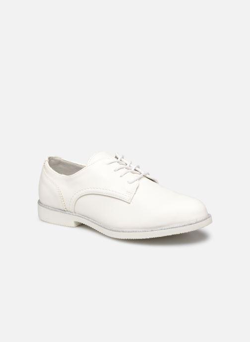 Schnürschuhe I Love Shoes Thabam weiß detaillierte ansicht/modell