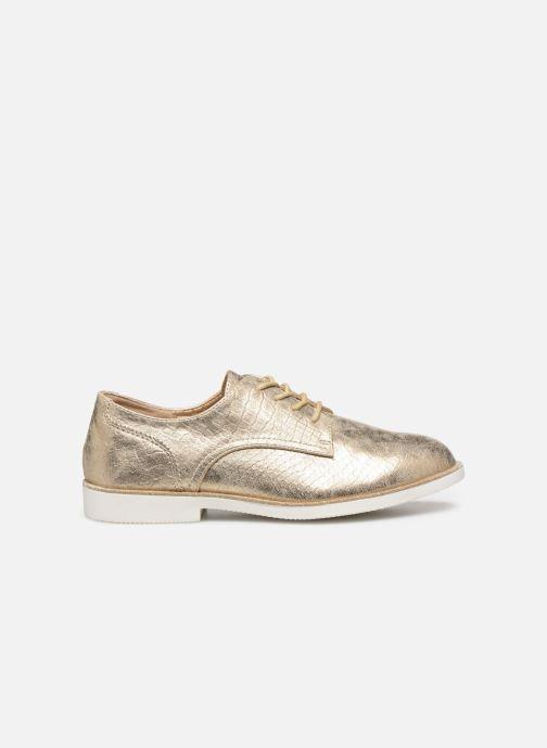 Scarpe con lacci I Love Shoes Thabam Oro e bronzo immagine posteriore