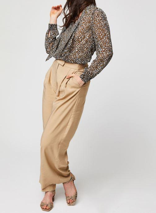 Suncoo Blouse - Blouse Leo (Marron) - Vêtements (439733)