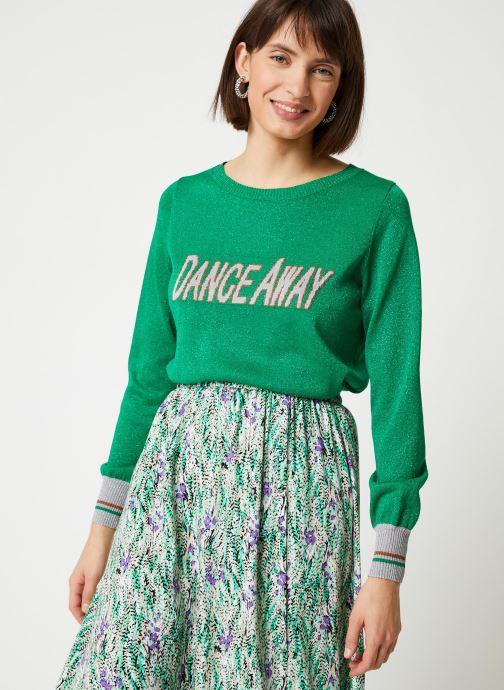 Vêtements Suncoo PULL PHILO Vert vue droite