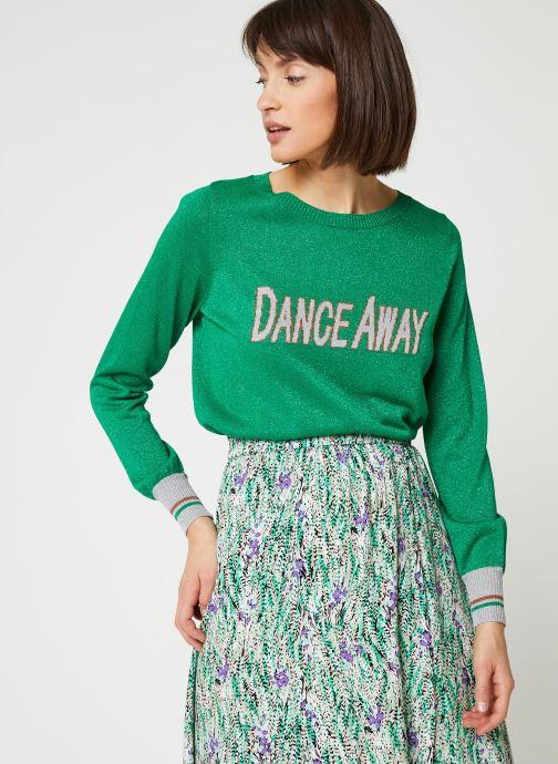 Vêtements Suncoo PULL PHILO Vert vue détail/paire