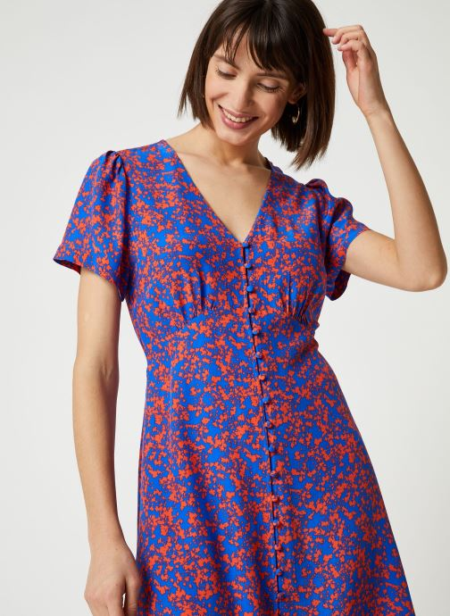 Vêtements Suncoo ROBE CARINE Bleu vue détail/paire