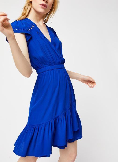 Vêtements Suncoo ROBE CHAYA Bleu vue détail/paire