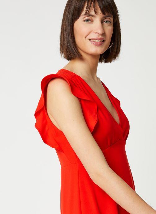 Vêtements Suncoo ROBE CLAYTON Rouge vue face
