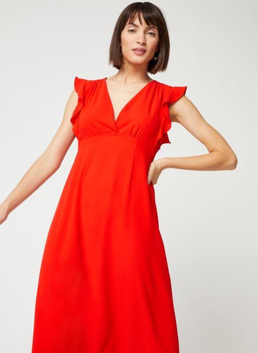 Vêtements Suncoo ROBE CLAYTON Rouge vue droite