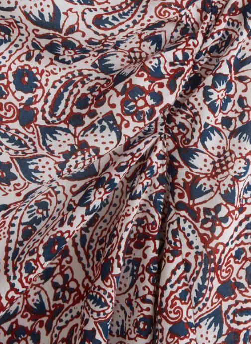 Vêtements Suncoo ROBE COLBY Bleu vue portées chaussures