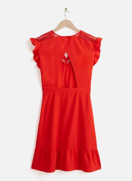 Vêtements Suncoo ROBE CORINNA Rouge vue bas / vue portée sac