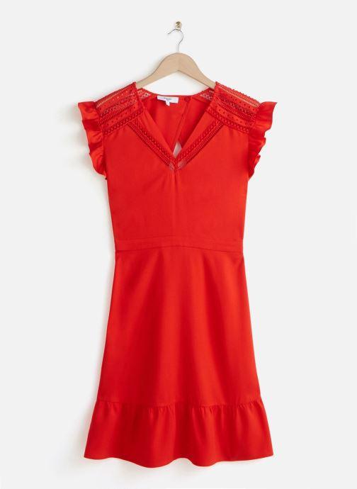 Vêtements Suncoo ROBE CORINNA Rouge vue détail/paire