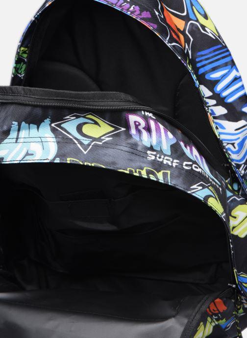 Scolaire Rip Curl DOUBLE DOME BTS Multicolore vue derrière