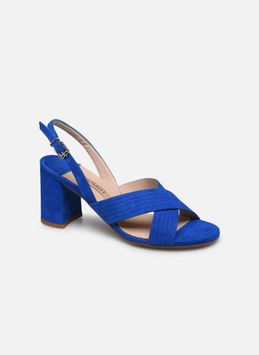 Sandales et nu-pieds Humat Lidia Cruce Bleu vue détail/paire