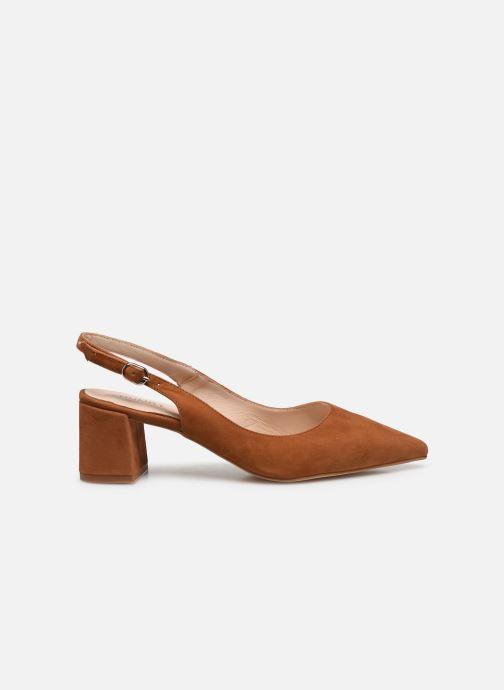 Sandali e scarpe aperte Humat Malena Hebilla Marrone immagine posteriore
