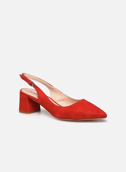 Sandalen Humat Malena Hebilla rot detaillierte ansicht/modell