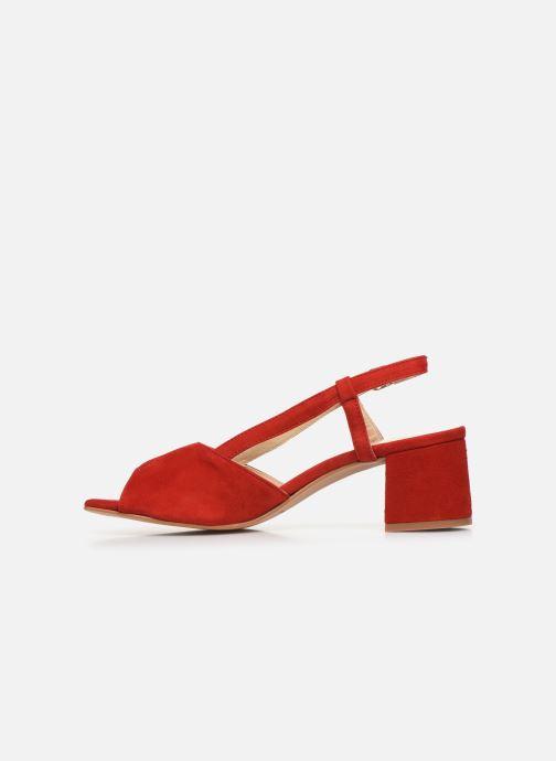 Sandali e scarpe aperte Humat Sm-101.2.81 Rosso immagine frontale