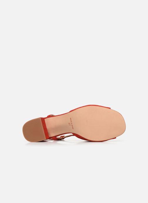 Humat Sm-101.2.81 (Rouge) - Sandales et nu-pieds