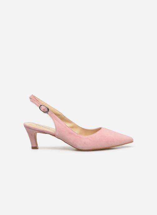 Zapatos de tacón Humat Sm-105.2.62 Rosa vistra trasera