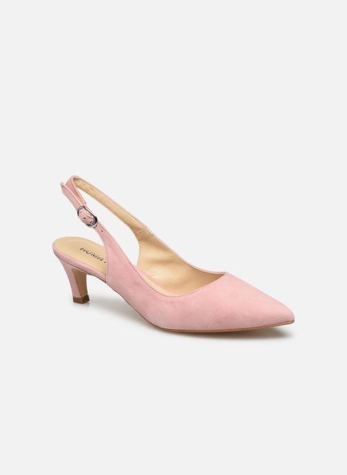 Zapatos de tacón Humat Sm-105.2.62 Rosa vista de detalle / par