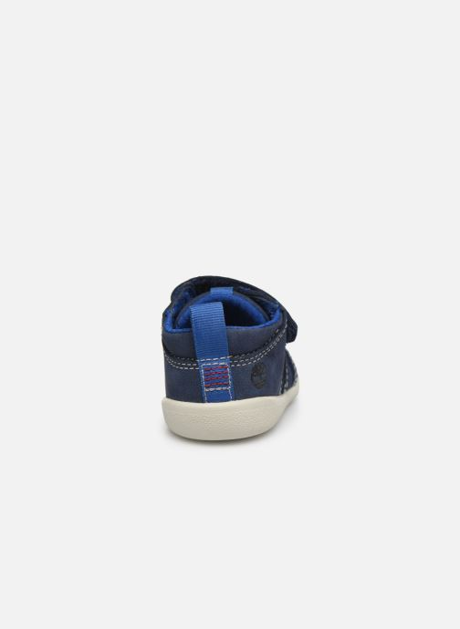 Baskets Timberland Tree Sprout Fisherman Bleu vue droite