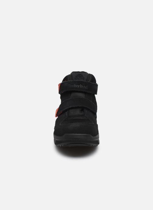 Sneakers Timberland City Stomper 2 Strap Mid Zwart model