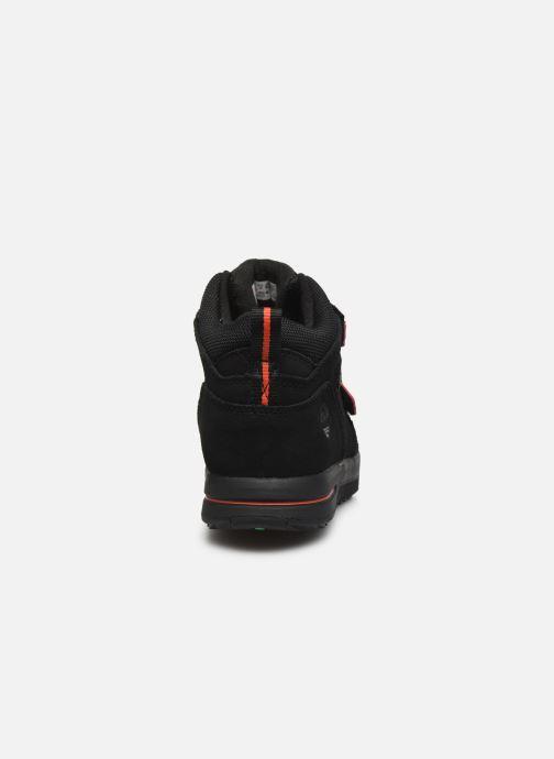 Sneakers Timberland City Stomper 2 Strap Mid Zwart rechts