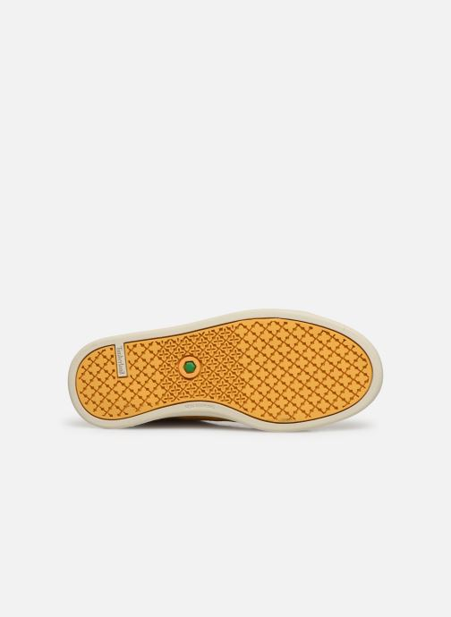 Sneakers Timberland Bayham Leather Chukka Marrone immagine dall'alto