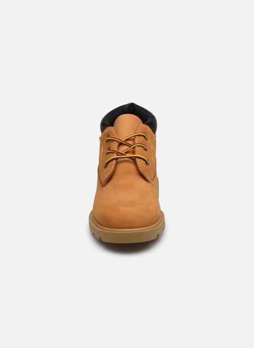 Bottines et boots Timberland Waterproof Chukka Marron vue portées chaussures