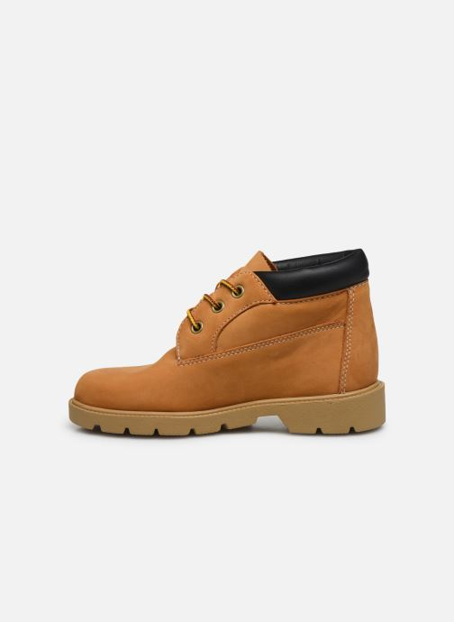 Bottines et boots Timberland Waterproof Chukka Marron vue face