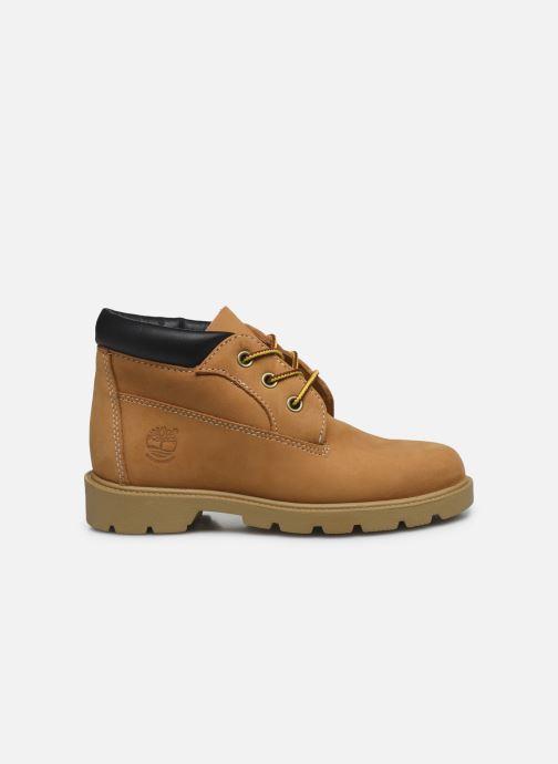 Bottines et boots Timberland Waterproof Chukka Marron vue derrière