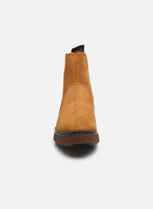 Ankle boots Timberland Blue Bell Lane Chelsea Yellow model view