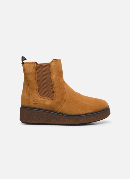 Ankle boots Timberland Blue Bell Lane Chelsea Yellow back view