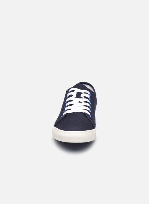 Baskets Timberland Newport Bay Ox Bleu vue portées chaussures