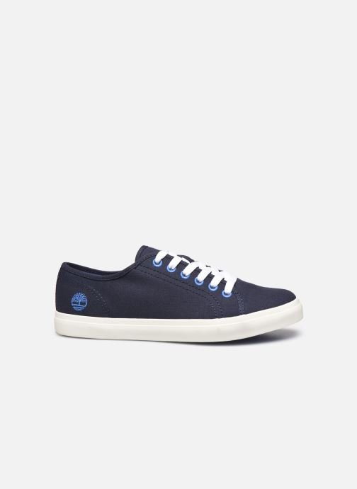 Trainers Timberland Newport Bay Ox Blue back view