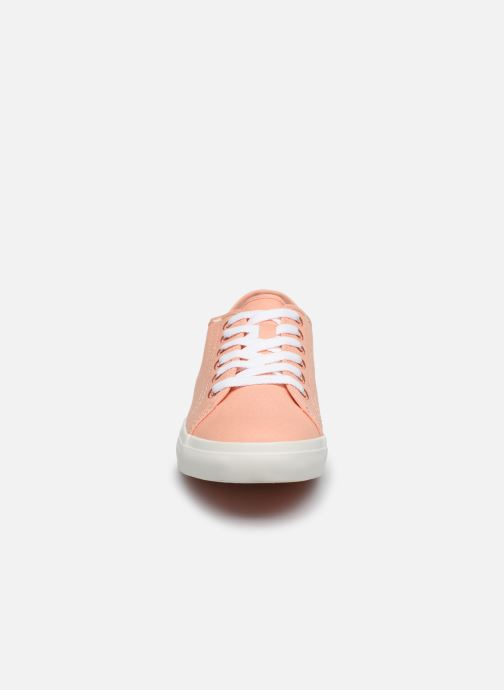 Trainers Timberland Newport Bay Ox Pink model view