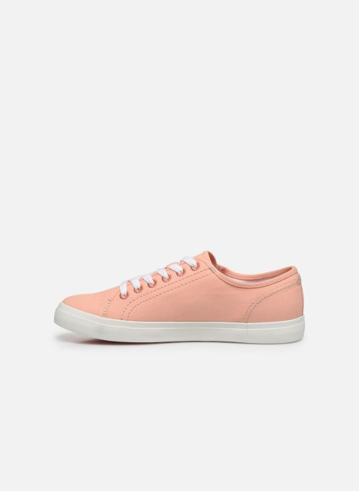 Trainers Timberland Newport Bay Ox Pink front view