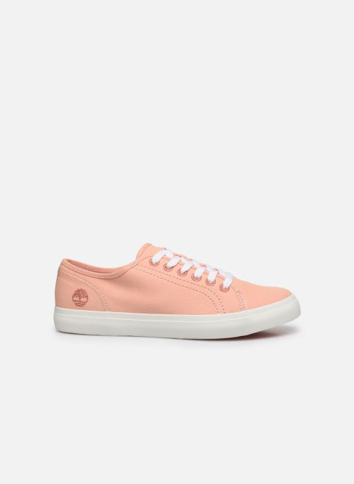 Trainers Timberland Newport Bay Ox Pink back view
