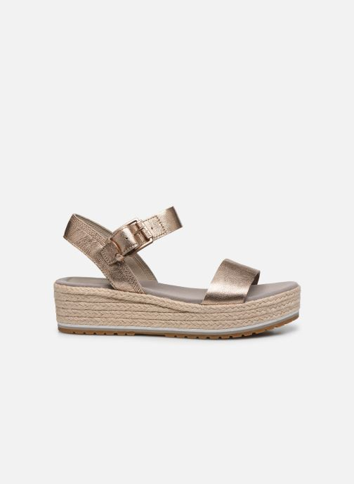 Sandals Timberland Santorini Sun Ankle Pink back view