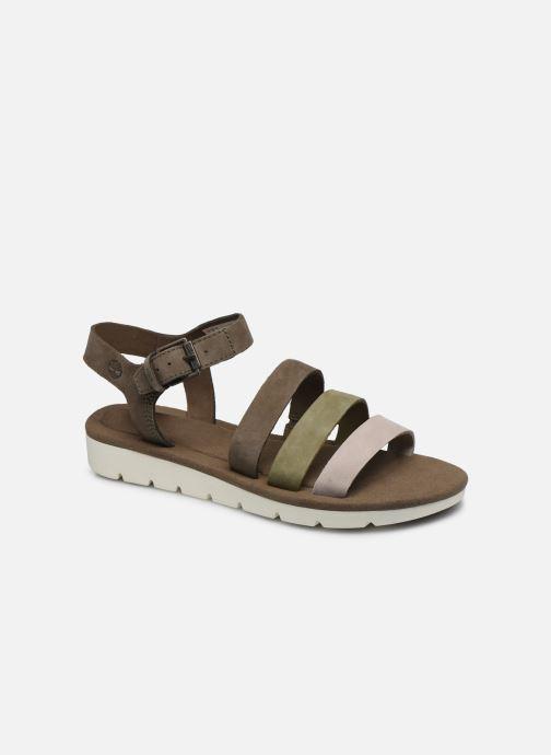 Sandali e scarpe aperte Timberland Lottie Lou 3-Band Sandal Marrone vedi dettaglio/paio