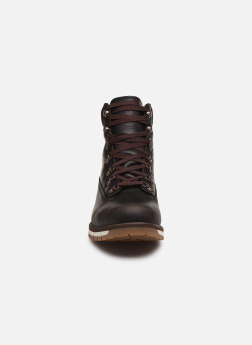 Bottines et boots Timberland Radford 6 D-Ring Boot WP Marron vue portées chaussures