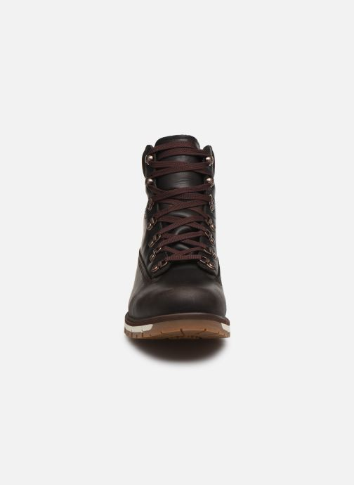 Bottines et boots Timberland Radford 6 D-Ring Boot WP Marron vue portées chaussures
