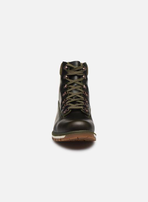 Bottines et boots Timberland Radford 6 D-Ring Boot WP Vert vue portées chaussures